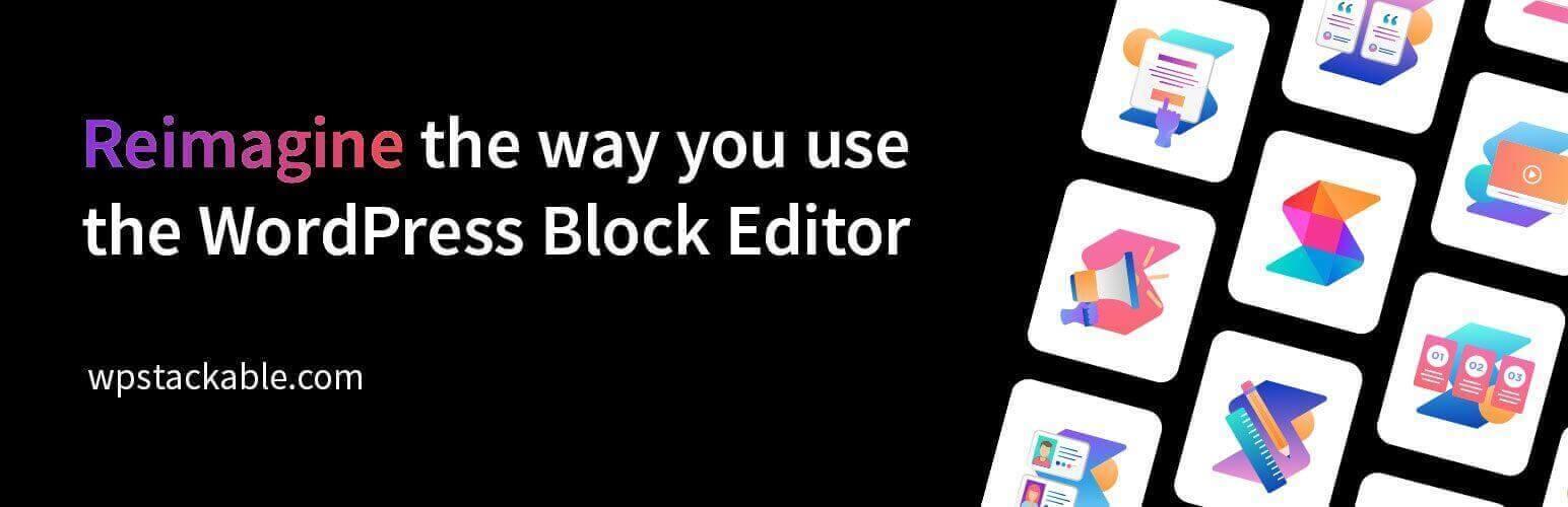 Stackable Ultimate Gutenberg Blocks