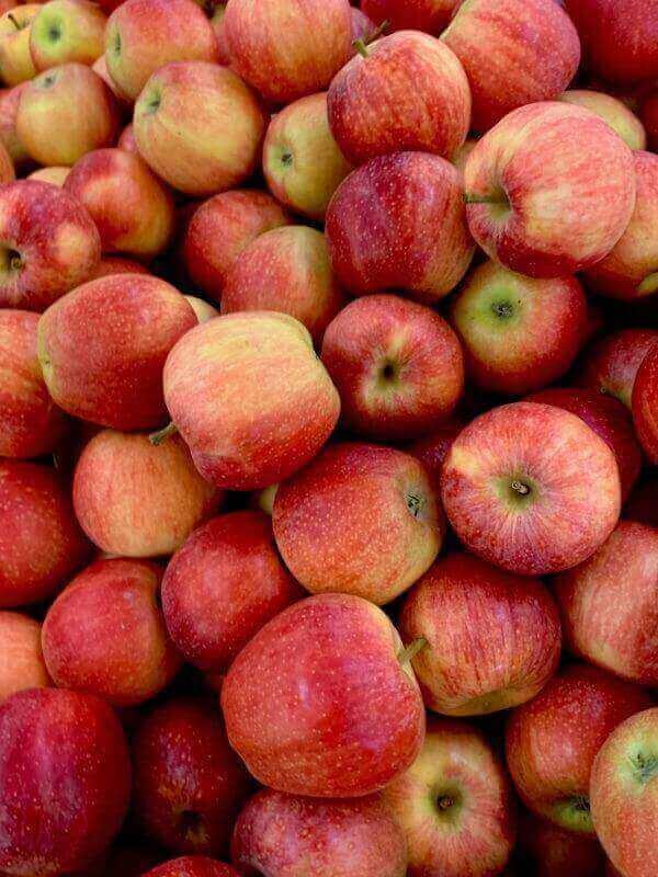Æbler er gode for dig!